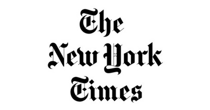 New York Times logo _ Pinkston Group public relations